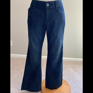 "Waist 34""Inseam 29"" NWT Ann Taylor Jeans -Size 10P"